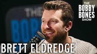 We Officially Name Brett Eldredge Mr. Christmas Video