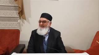 Ta'lîmu'l Müte'allim 1.Ders - Ahmet AKGÜL Hocamız - Vahder Medrese Sivas