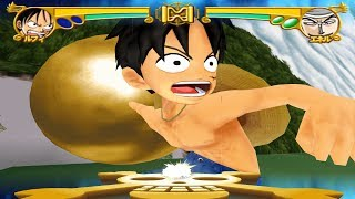 One Piece Grand Battle 3 All Ultimates Alternate Costumes PCSX2