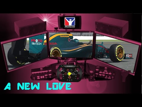 iRacing: 2015 F1 McLaren MP4-30 at Road America - A New Love