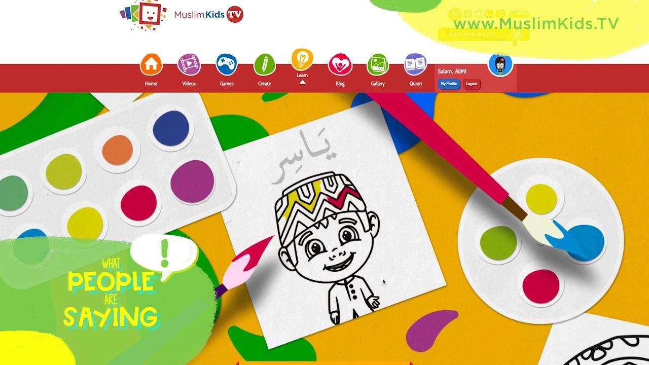 Muslim Kids TV review   Sunnah Learners   Best Islamic TV programs for  Muslim Kids