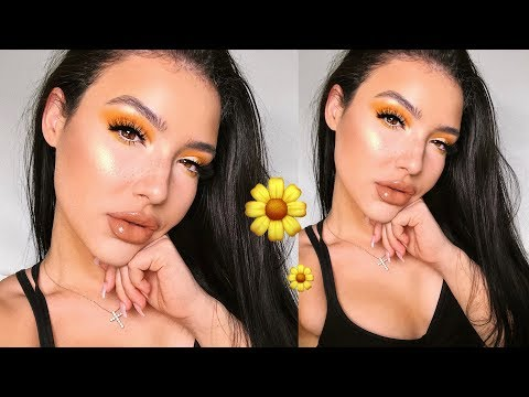 Rihanna, What's Good?! Lemon Makeup Tutorial | Amanda Ensing