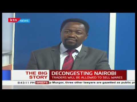 BRT vehicles to decongest Nairobi City | THE BIG STORY