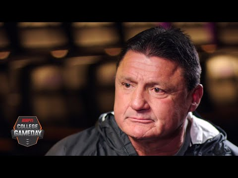 Ed Orgeron's path to LSU began with heartbreak and failure | College GameDay