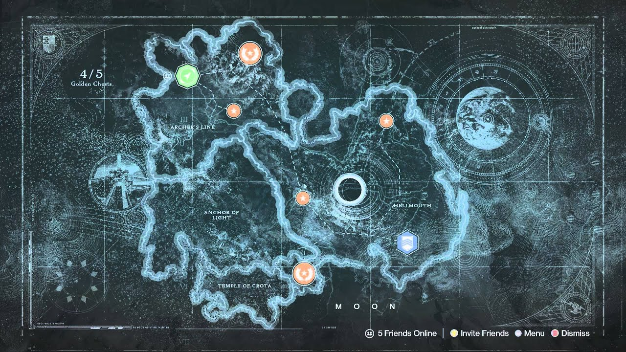 Destiny: All Maps of Destiny   Earth, Moon, Venus, and Mars   YouTube
