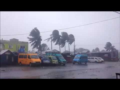 Madagascar Cyclone AVA