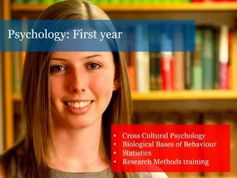 Discover your future in Health Sciences – Psychology