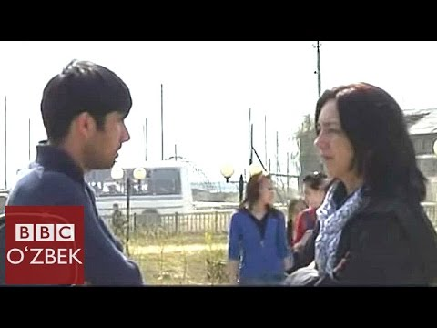 Uzbek Migrants in Russia (Yakutsk) Construction Part 2