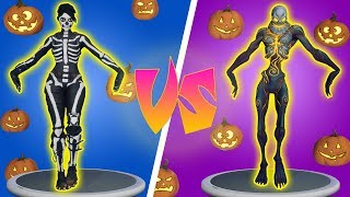 🎮Fortnite Dance but with Monsters. Halloween episode. Droop emote, Scenario dance and e.t.c