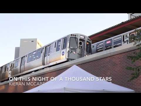 """On This Night of a Thousand Stars"" at Loyola Farmer's Market - Kieran McCabe"