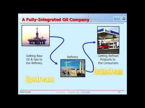 Lesson 1 -  Focus of the Petroleum Industry