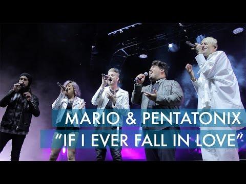 If I Ever Fall In Love - Pentatonix ft. Mario Jose (Live in San Diego)