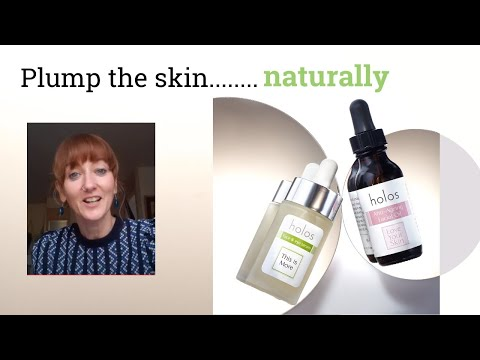 How to naturally plump the skin to reduce the signs of premature ageing?