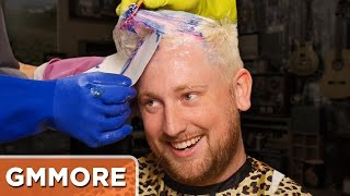 Cotton Candy Hair Dye