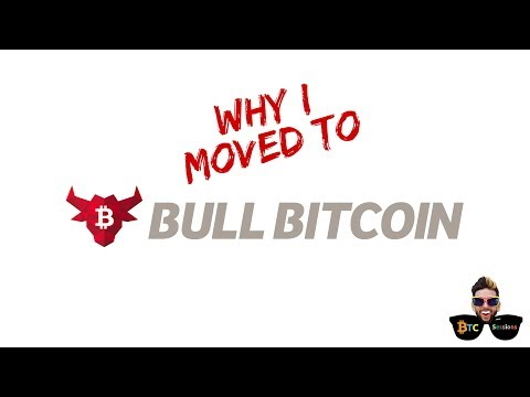 Bull Bitcoin - My Big Career Move