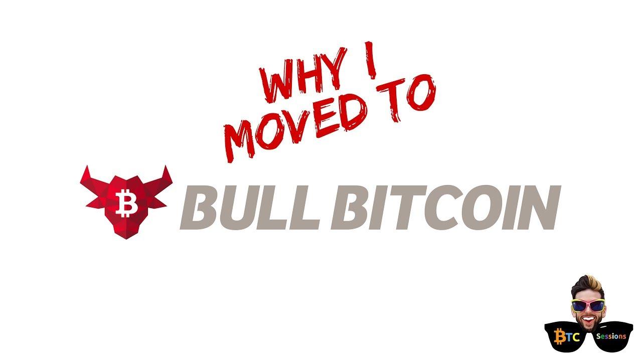 Bull Bitcoin - My Big Career Move