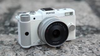Pentax Q Hands-on Review + Ball of Lights Fail