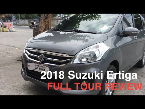2018 Suzuki Ertiga GL 4SPD AT || Full Tour Review