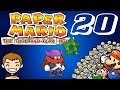 Let's Play Paper Mario The Thousand Year Door Episode 20 - The Second Chrystal Star! | Hayden Xavier