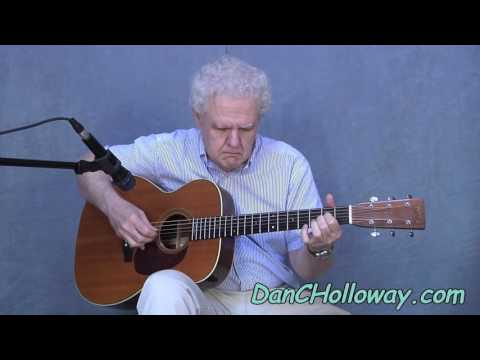 Eleanor Rigby Guitar (Acoustic Fingerstyle) The Beatles