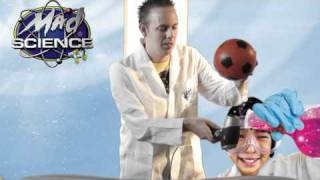 Mad Science TV - Aflevering 1