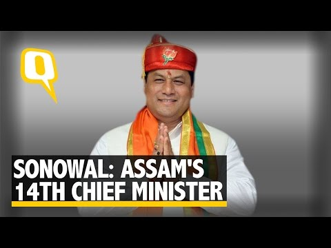 The Quint: Who Is Sarbananda Sonowal?