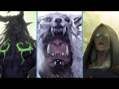 World Of Warcraft: Все короткометражки