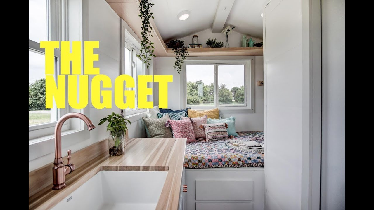 could you live in this gorgeous micro home youtube