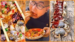 💯Tik Tok Trung Quốc 😂Cuộc Sống Và Những Món Ăn Rừng Núi Trขng Quốc P6