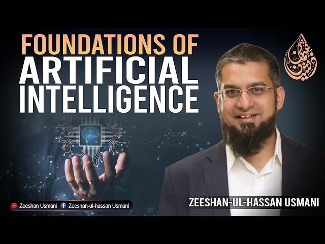 Welcome to My Course - Foundations of Artificial Intelligence