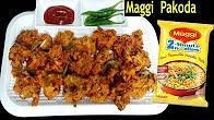 Maggi Pakoda Recipe - Maggi Pakora - Maggi