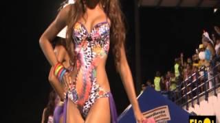 Desfile en traje de baño reinas de la Independencia Cartagena 2013