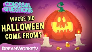 Where Did HALLOWEEN Come From? | COLOSSAL QUESTIONS