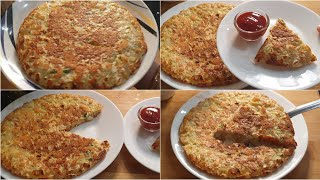 Easy And Healthy Breakfast Ideas ❤️ | Quick Breakfast Recipe ❤️| Mix Veg Omelette