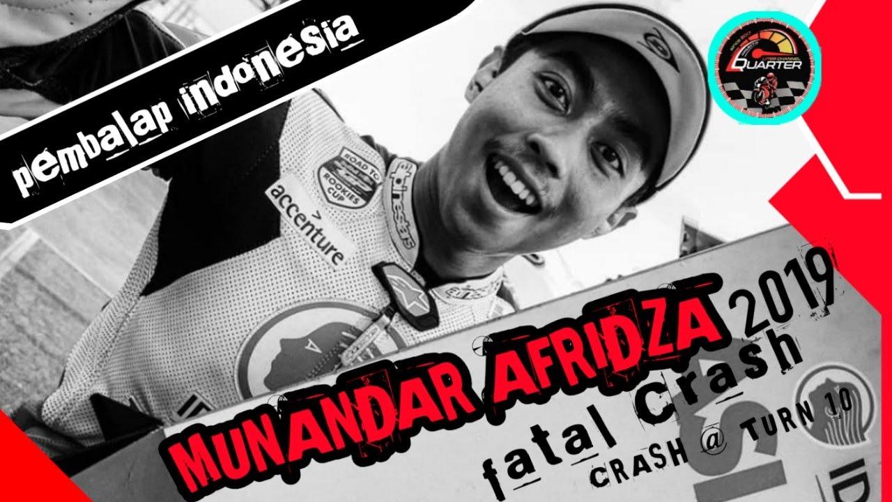 Asia Talent Cup 2019 Fatal Crash | Munandar Afridza | Sepang Circuit