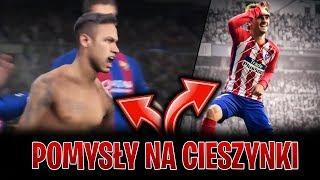 FIFA 19 - POMYSŁY NA NOWE CIESZYNKI!