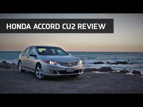 2009 Honda Accord Euro L Review