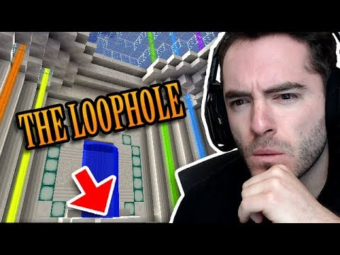 Minecraft: We Found The Loophole