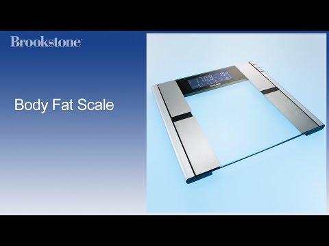 171a7dc8f5f Body Fat Scale - YouTube