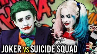 Repeat youtube video JOKER REACTS TO SUICIDE SQUAD