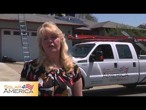 PetersenDean Roofing & Solar:  Customer Testimonial Clopeck Fremont, CA