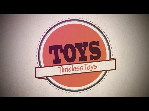 Lincoln Logs | Timeless Toys | WSKG