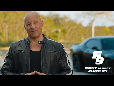 F9 - Our Return to Theaters