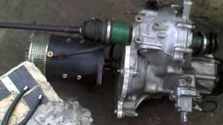 Convercion de vehiculo electrico en Tijuana baja california 2