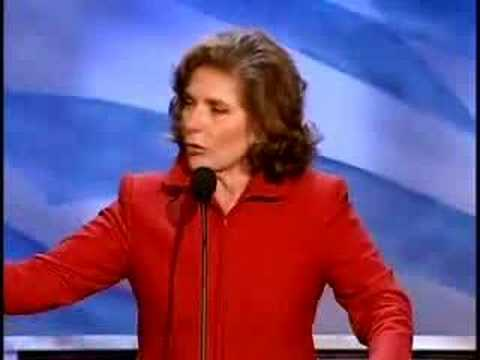 2004 DemConvention Speeches: Teresa Heinz Kerry - YouTube