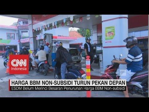 Harga BBM Non-Subsidi Turun Pekan Depan Mp3
