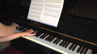 The Leftlovers piano cover and sheet / легкие ноты для фортепиано