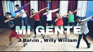 J Balvin, Willy William - MI Gente | Dance Choreography