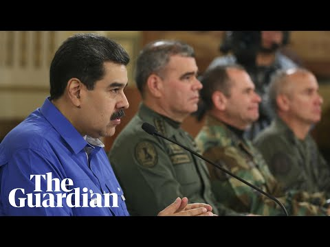 Venezuela's President Maduro claims victory over attempted coup in defiant TV address