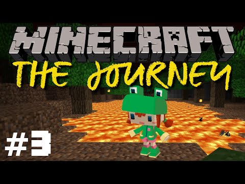 MINECRAFT: THE JOURNEY | E3 | Indev Here We Come!